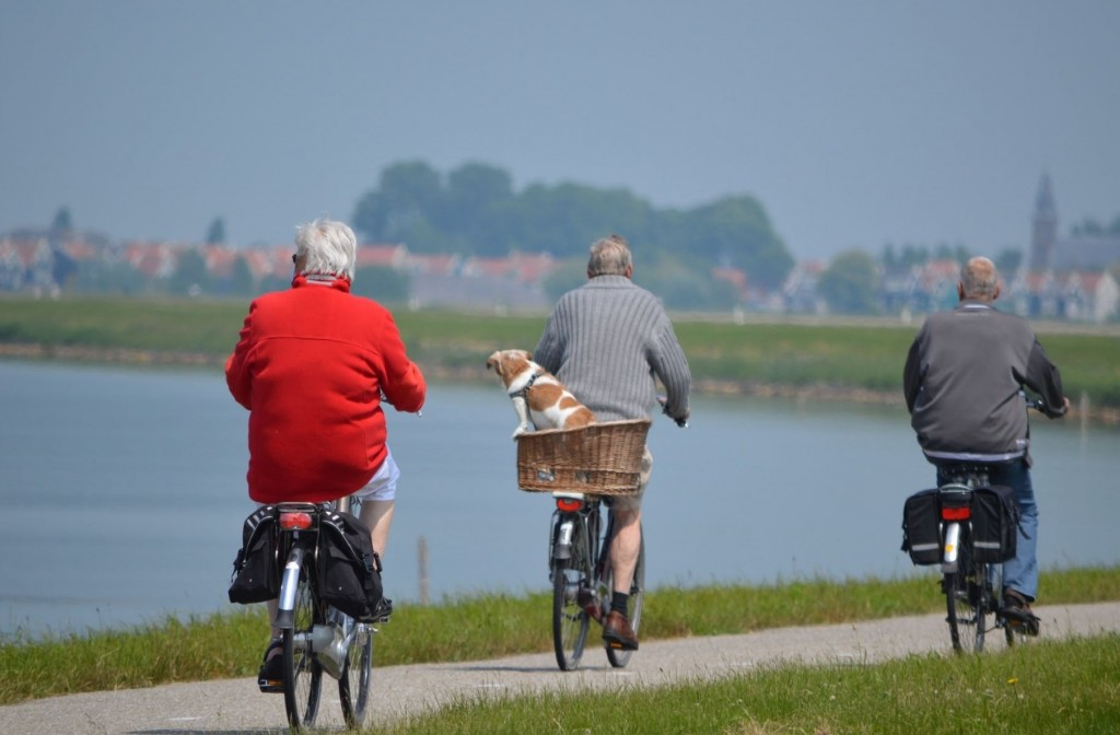 Older People Cycling | Equity Release